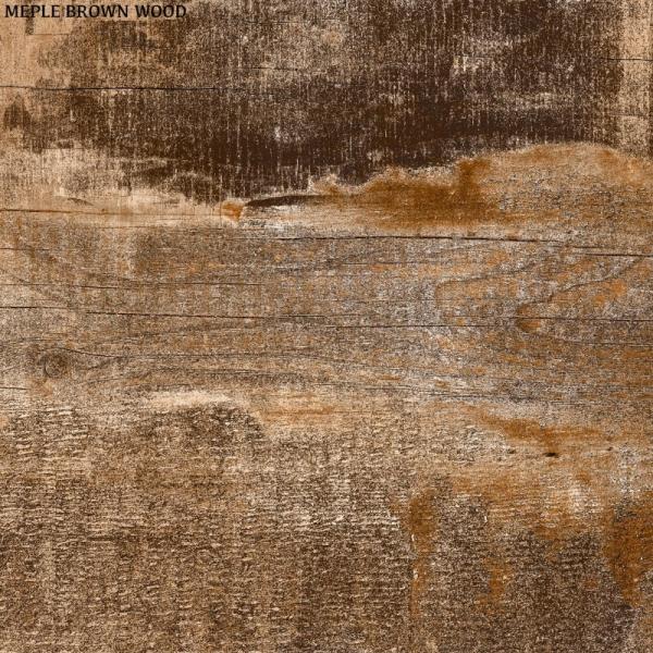 MEPLE BROWN WOOD